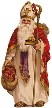 December 6th - St. Nicholas