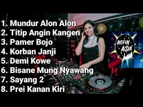 Dj Nofin Asia Terbaru Sepesial Lagu Jawa Titip Angin Kangen