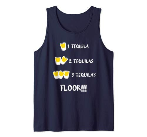 1 Tequila 2 Tequila 3 Tequila Floor Funny Graphic Tank To Https Www Amazon Com Dp B07y9c1rqw Ref Cm Sw R Pi Dp U X 4hhldbcdmw8bs Tops Mens Tops Tank Tops