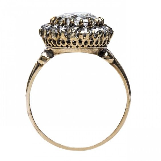 Extraordinary Handmade Victorian Ring | Amberwood