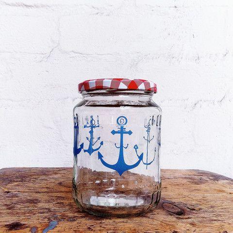 Glasklare Angelegenheit - Ahoi Maries maritimes Seefahrerglas. – Ahoi Marie