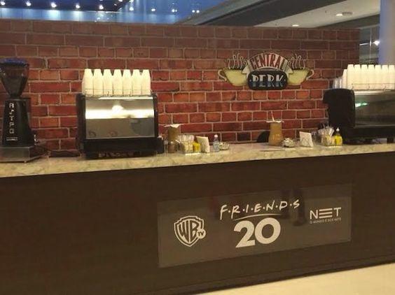 NET e Warner comemoram 20 anos de #Friends