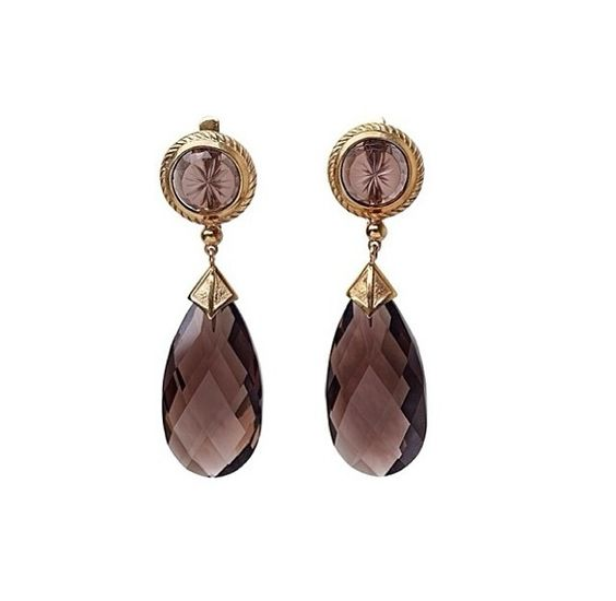 {Ulyana Sergeenko} Lovely Earrings
