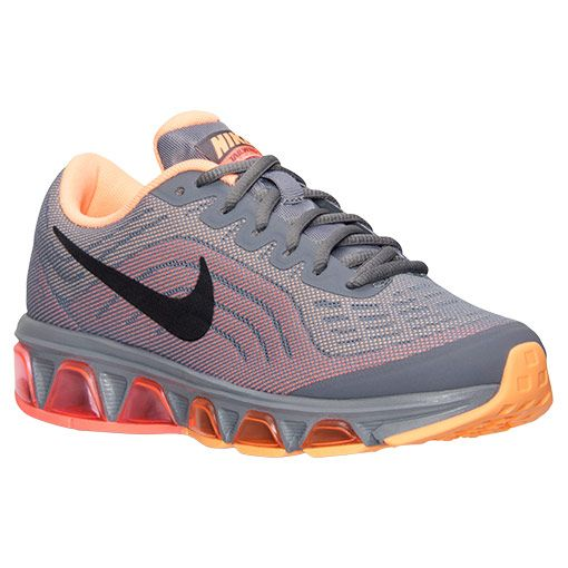 womens nike air max tailwind 5 red grey