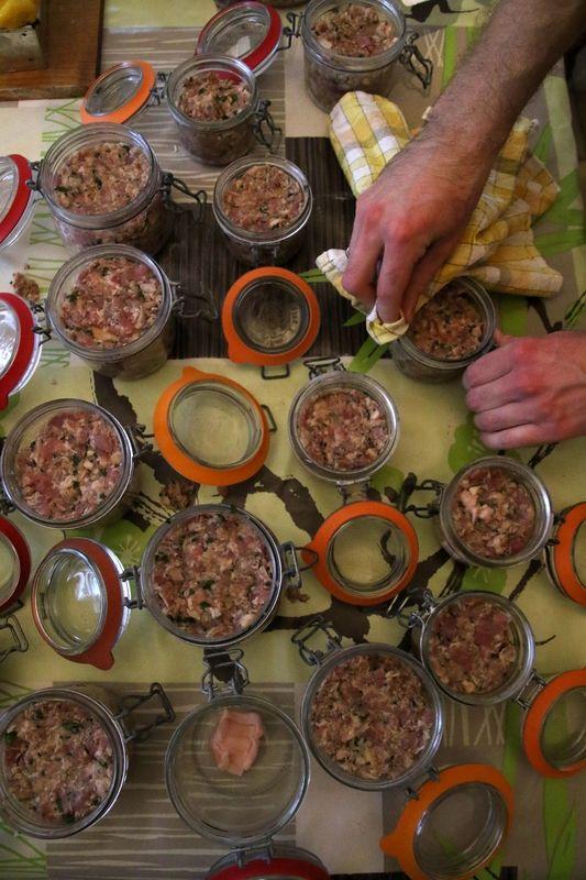 Rillette De Lapin Grand Mere : rillette, lapin, grand, Pâté, Lapin, Grand, Mère, Louche, Recette, Maison,, Recettes, Cuisine,