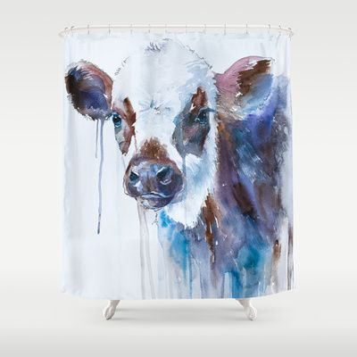 You Are My Best Friend Art Print | Showers, Products and Cow