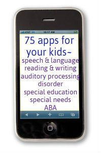 We asked special education teachers, OTs and SLPs to recommend their favorite apps for autism, speech and language, reading and writing, auditory processing disorder, executive functioning and more. Here is their list.