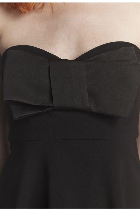 Collection Le Grand Soir - Robe RAVAGEUSE NOIR - Robe Femme -