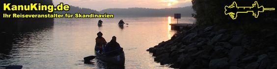 Kanu King - Ihr Kanuveranstalter für Skandinavien