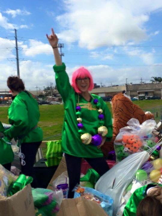 Happy Mardi Gras, New Orleans