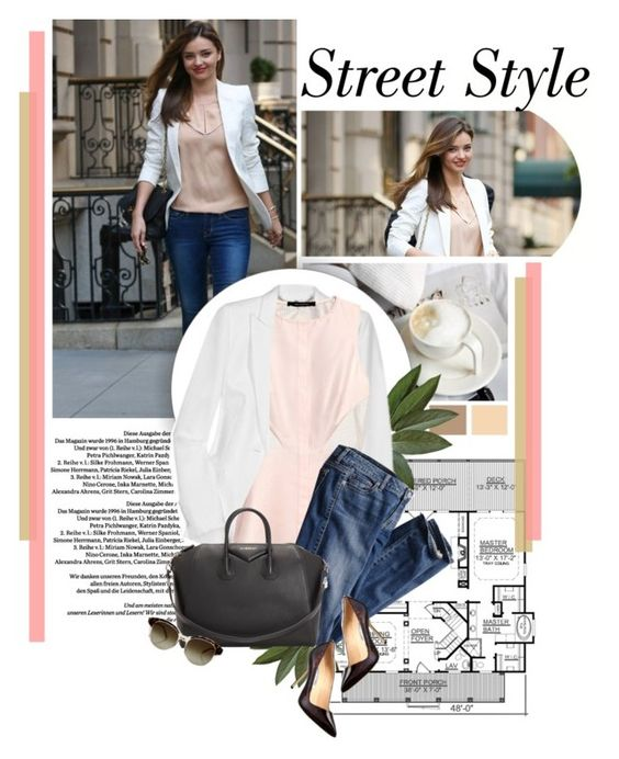 """""""Best of 2013: Celeb Street Style"""" by szansza ❤ liked on Polyvore featuring Kerr®, STELLA McCARTNEY, Wes Gordon, Victoria's Secret, Givenchy and A.L.C."""