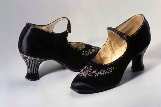 Evening Shoesc.1920Swiss National Museum: