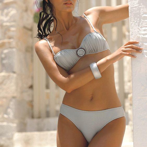 Designer Swimwear - Women's Swim Suit by Jolidon F1121