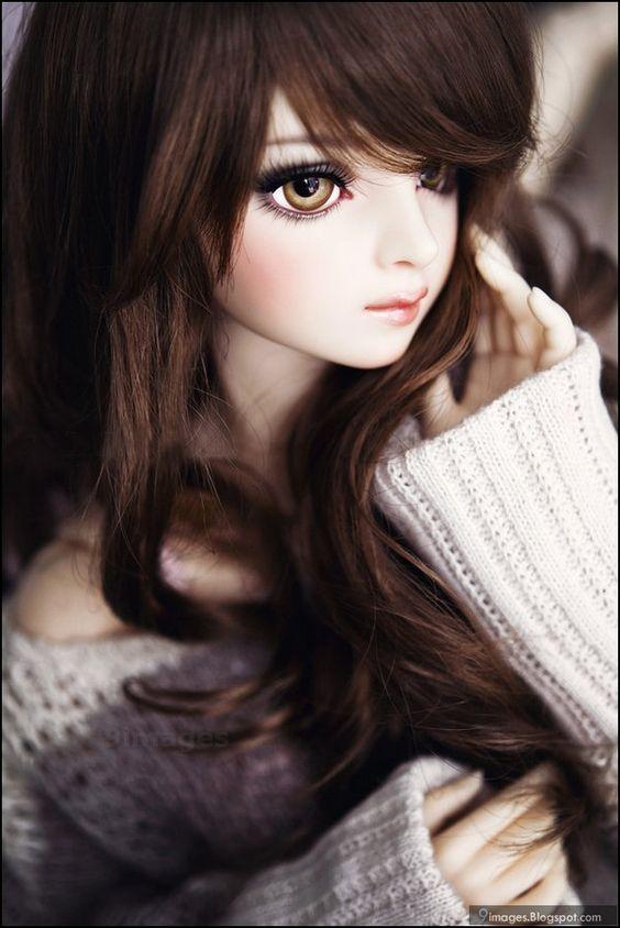 Emo+Dolls | doll-girl-alone-cute.jpg | Art Dolls | Pinterest | Bjd ...