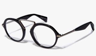 Conoce la nueva línea de lentes de Yohji Yamamoto.
