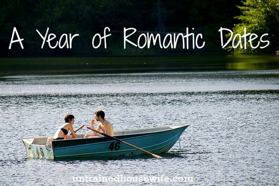 A Year of Romantic Dates