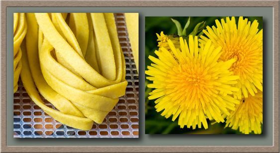 Foraging For Wild Natural Organic Food Dandelion Recipe Dandelion Flower Pasta Dandelion Recipes Organic Recipes Wild Food