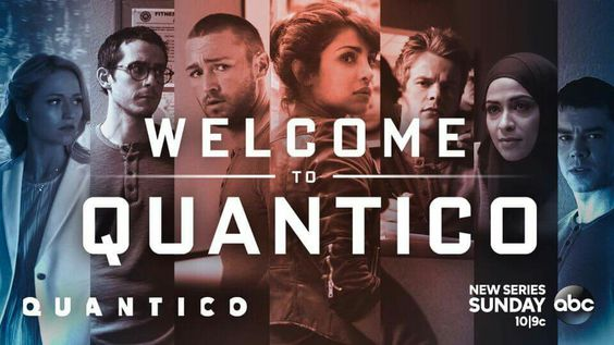 "Quantico - Latest TV show to add to my ""Much Watch"" list.:"