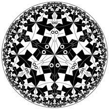 Image result for escher and geometry
