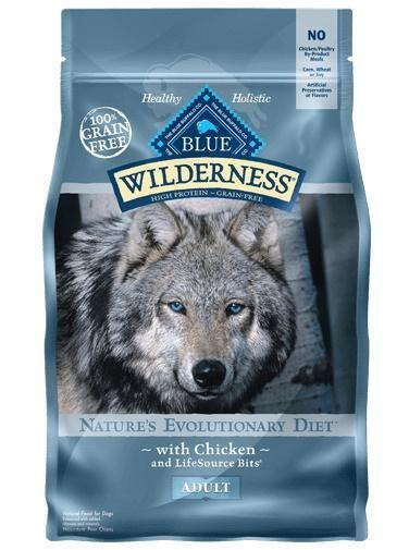 Blue Wilderness Nature S Evolutionary Diet Grain Free Chicken