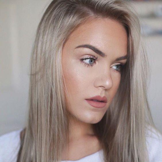 Dirty Ash Blonde Hair
