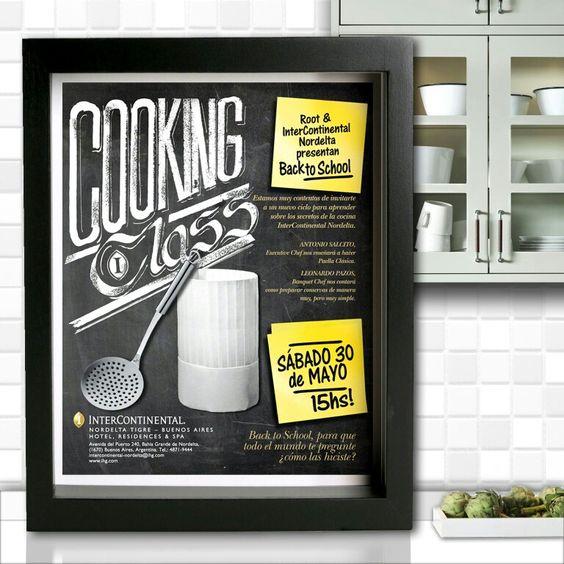 Trabajos pérezdisenio :: Clases de cocina :: Cooking Class InterContinental Nordelta :: www.perezdisenio.com.ar