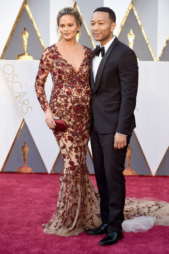 Chrissy Teigen e John Legend: