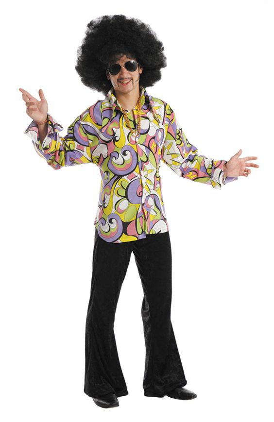 Disfraces de los a os 70 disfraces para hombres pinterest - Fiesta disco anos 70 ...