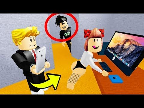 Spying On Daters At My Roblox Job Youtube Roblox My Roblox