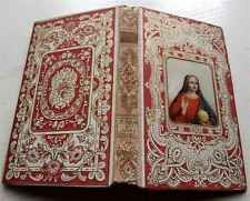 1863 EVANGILE JEUNESSE RELIGION +JOLI CARTONNAGE+ ENFANTINA CONSEILS ENFANTS