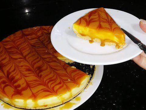 حلا الكراميل سهل وسريعه والطعم خيال Youtube Food Recipes Desserts