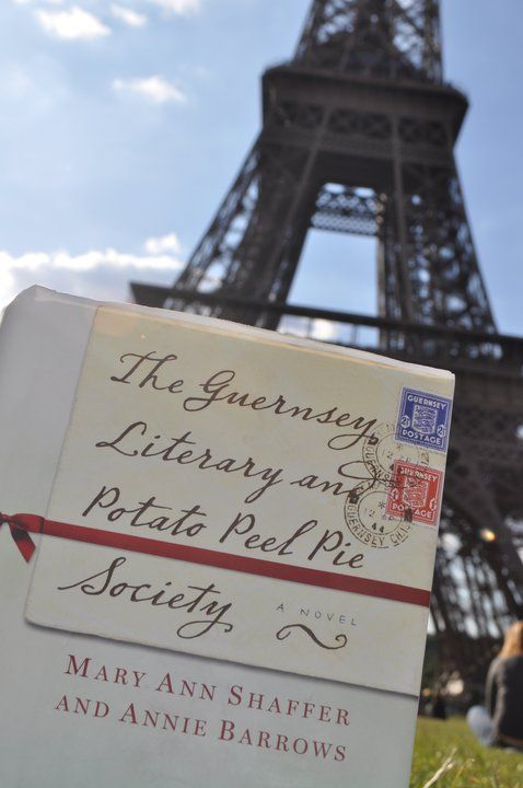 Such a good book && I read it while I was in Paris♥  (: