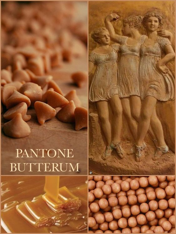 Pantone Butterum 16-1341