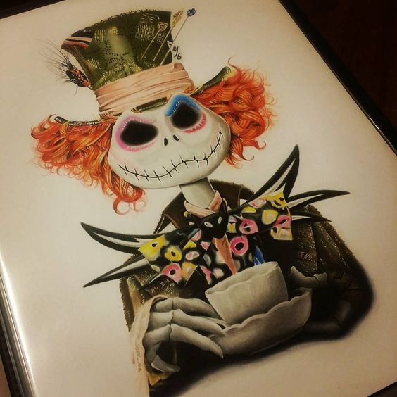 dessin amour facile johnny depp instagram