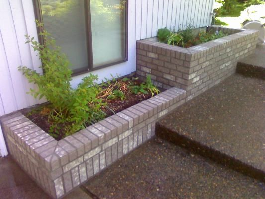 Grass Brick Planter Diy Projects Hgtv Www Imagessure Com