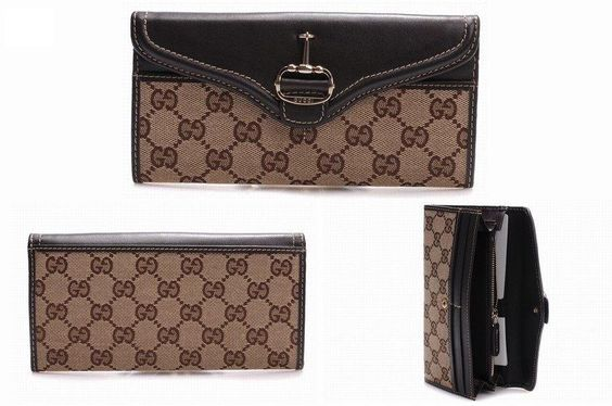 Gucci zip around card case in dark brown coffee wallet. Not a purse but love the wallet.