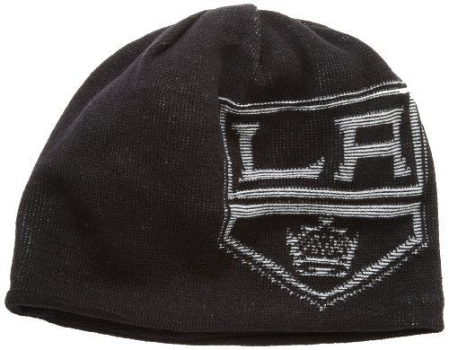 NHL Game Day Reversible Knit Hat, Los Angeles Kings, One Size Fits All Reebok. Save 6 Off!. $15.99