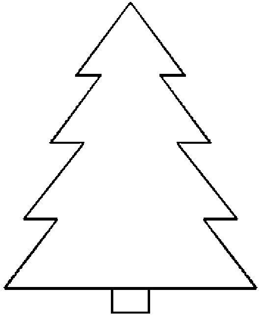 Christmas Tree Printable Template Free Printable Trees Download Free Clip Art Christmas Tree Stencil Christmas Tree Printable Christmas Tree Coloring Page