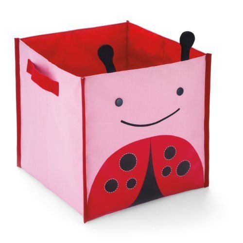Skip Hop Zoo Storage Bins, Ladybug by Skip Hop, http://www.amazon.com/dp/B008K0TLIE/ref=cm_sw_r_pi_dp_8-H6qb1QATVG9