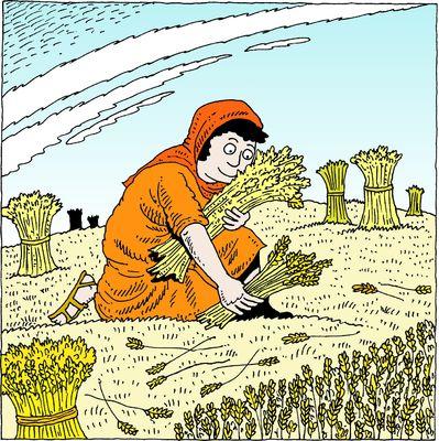 Ruth and clip art google search ot ruth naomi 15 - Pagine da colorare ruth e naomi ...