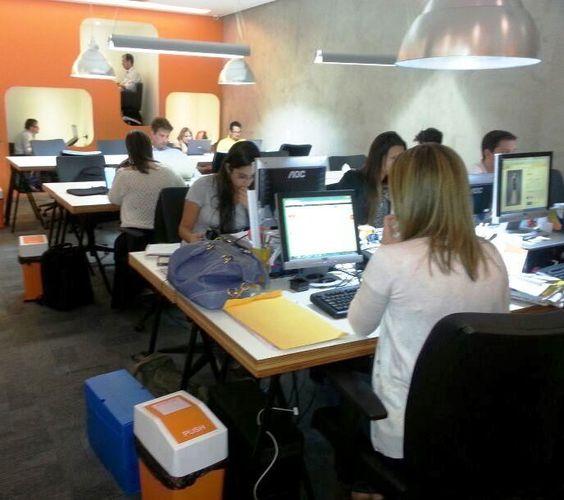 Espaço Coworking | My Office Escritórios Inteligentes in Rio de Janeiro, RJ