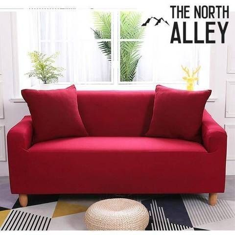Waterproof Couch Covers The North Alley Sofa Covers Couch