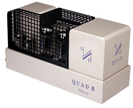 Quad II Classic monoblock power amplifier | Stereophile.com