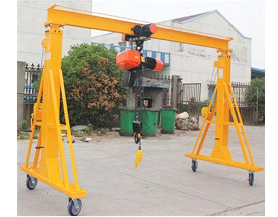 Portable Gantry Crane Gantry Crane Cranes For Sale Crane