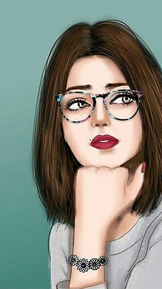 Pin By Elena Baranova On Art Girly Drawings Sarra Art Digital Art Girl