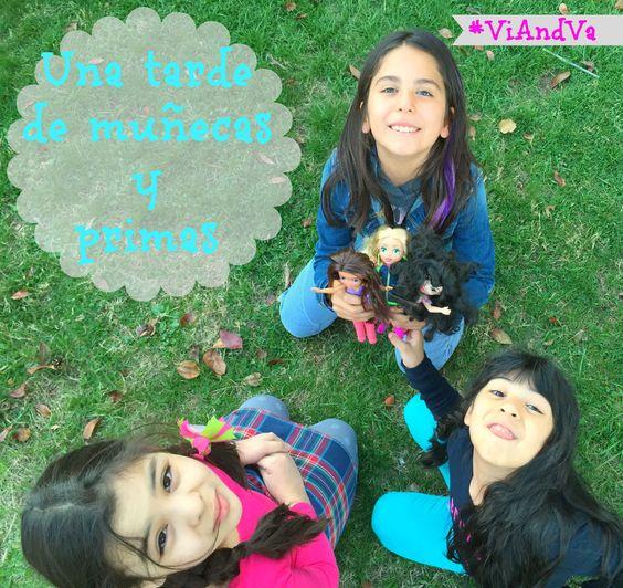 #ViandVa #Ad las muñecas con características latinas #Sorteo