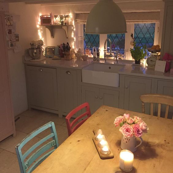 Cosy kitchen #home