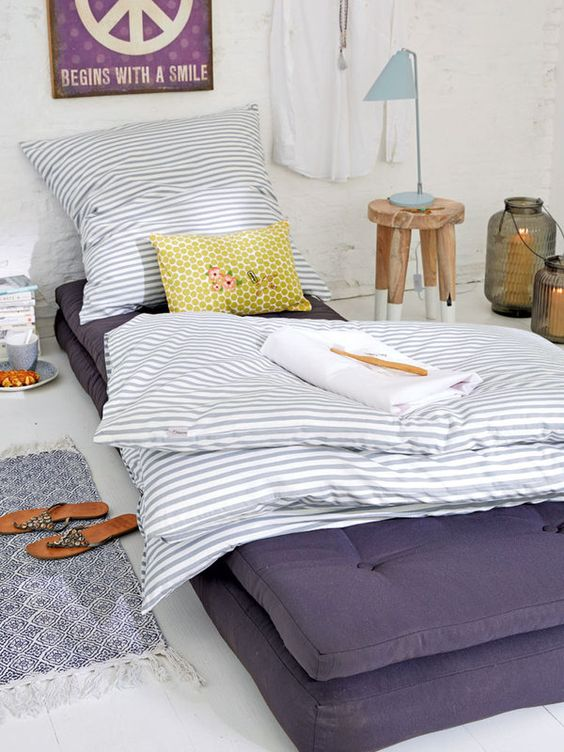 Ideas para decorar el dormitorio juvenil con desenfado