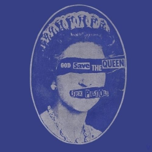 Behind the Cross– Sex Pistols– God Save the Queen