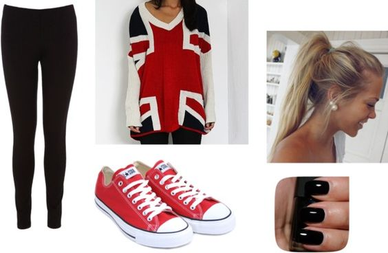 """""""Right now Im wearing this."""" by ucanmakeyoursdreamscometrue ❤ liked on Polyvore"""